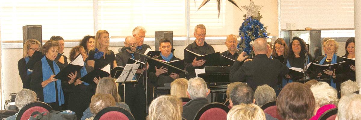 Residència Sitges Park, Concert de Nadal 2016